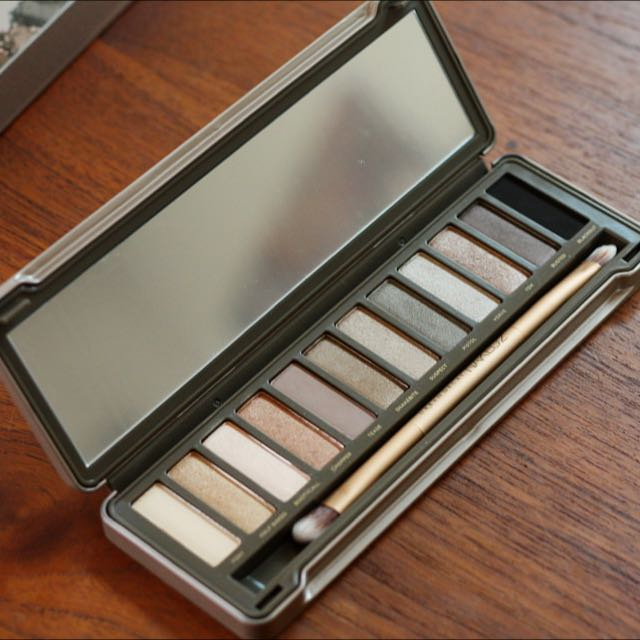 Naked 2 Urban Decay Palette (replica)