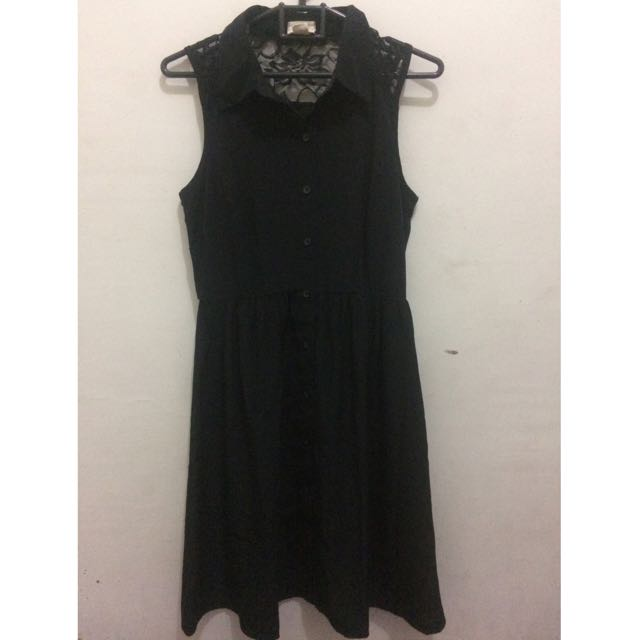 No brand Black Dress