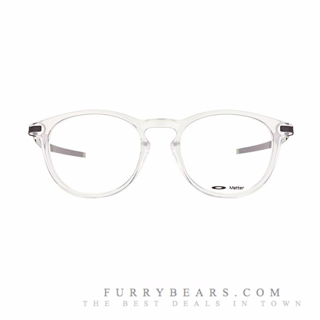 6b122d23b03 Oakley OX8105 PITCHMAN R 8105-04 Prescription Glasses Active Sport ...
