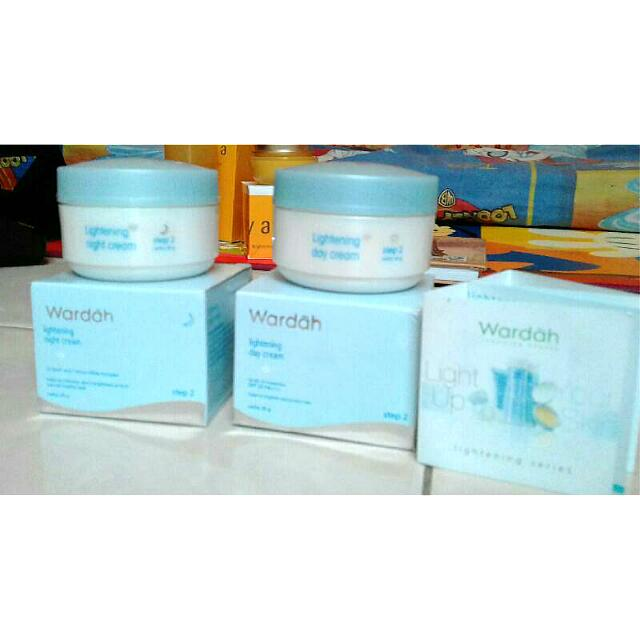 Paket Wardah Lightening Cream Step 2