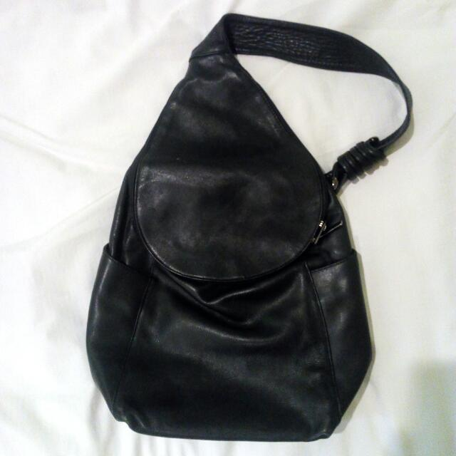 Peruzzi Leather Bag