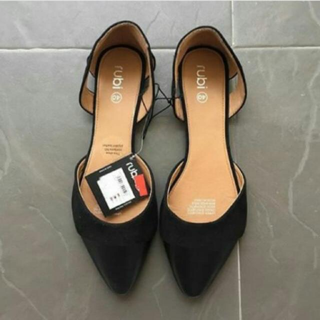 Pointy Flat Rubi By Cotton On