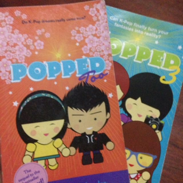 Popped Book Set (Book 2& 3 Only)