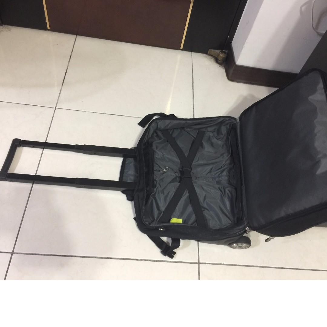 promax筆電拉桿行李箱
