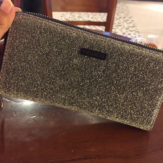 Reprice!!!!! Pull & Bear Glittery Wallet