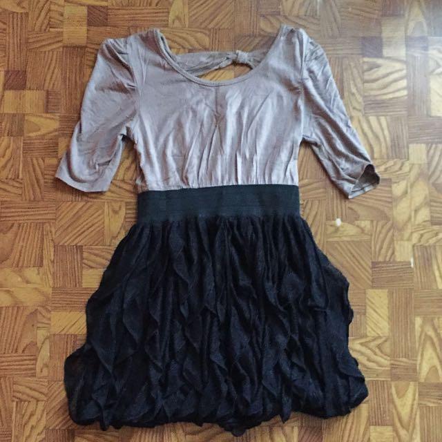 Raffles Preppy Dress