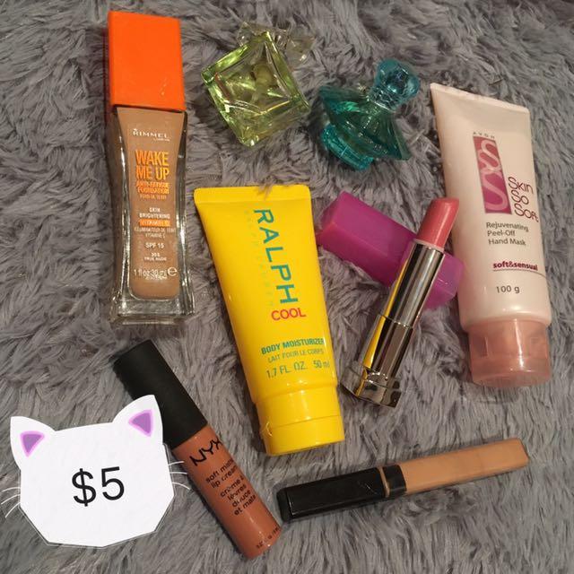 Regretful Makeup Purchase 3