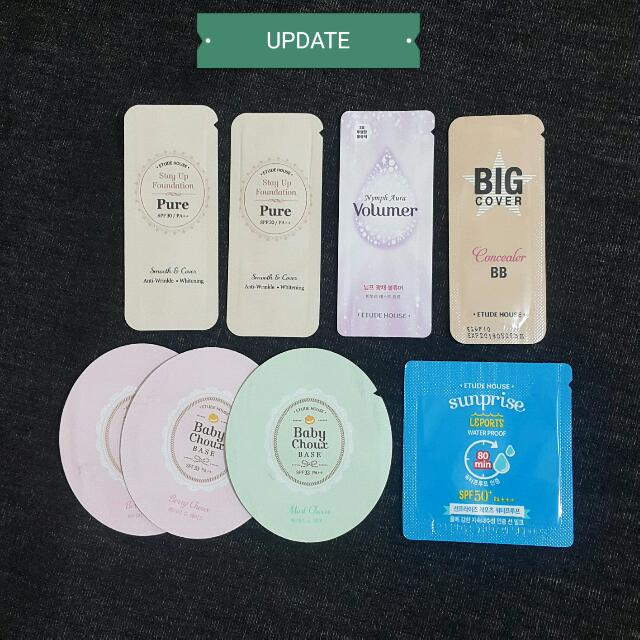 Sample ETUDE HOUSE