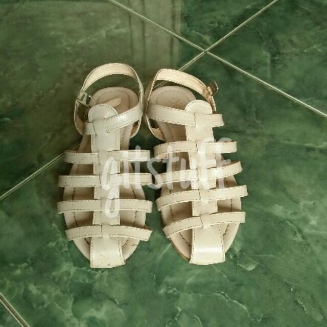 Sandal Jaring Mocca