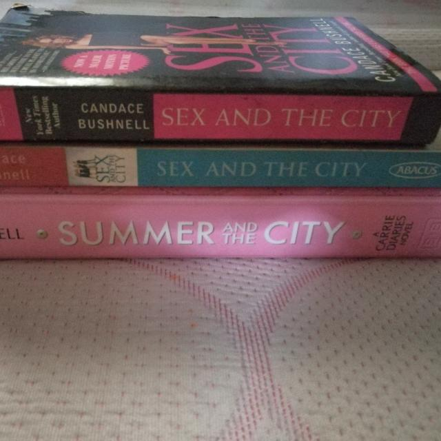 Sex and the city books