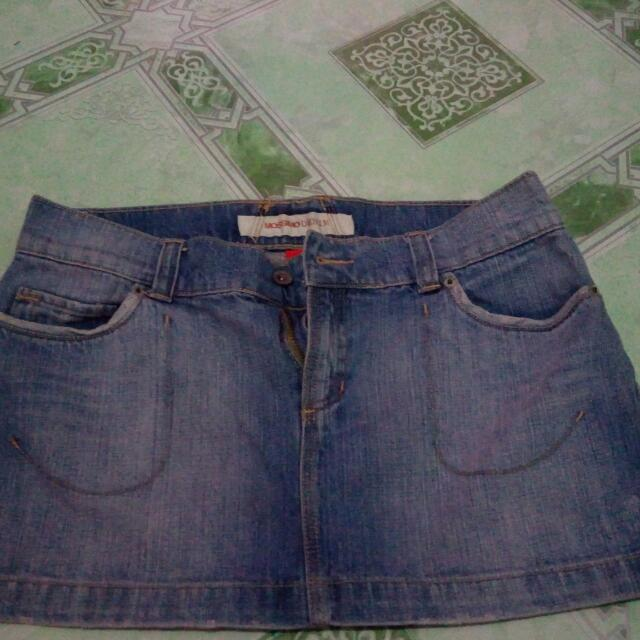 Short Skirt Fits Size 28-30