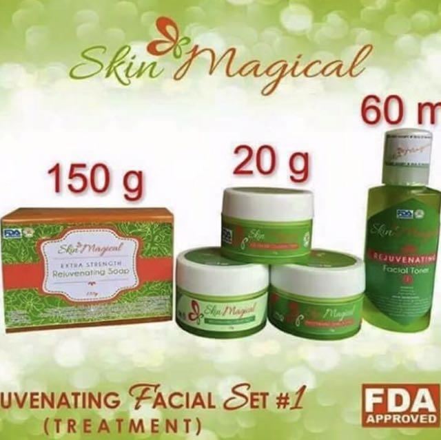 Skin Magical Set