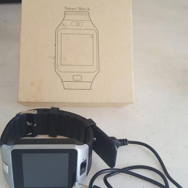 Smart Watch (opened only for testing, not used)