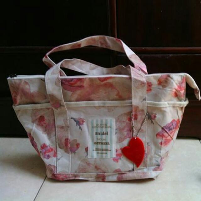 Snidel Kanvas Handbag