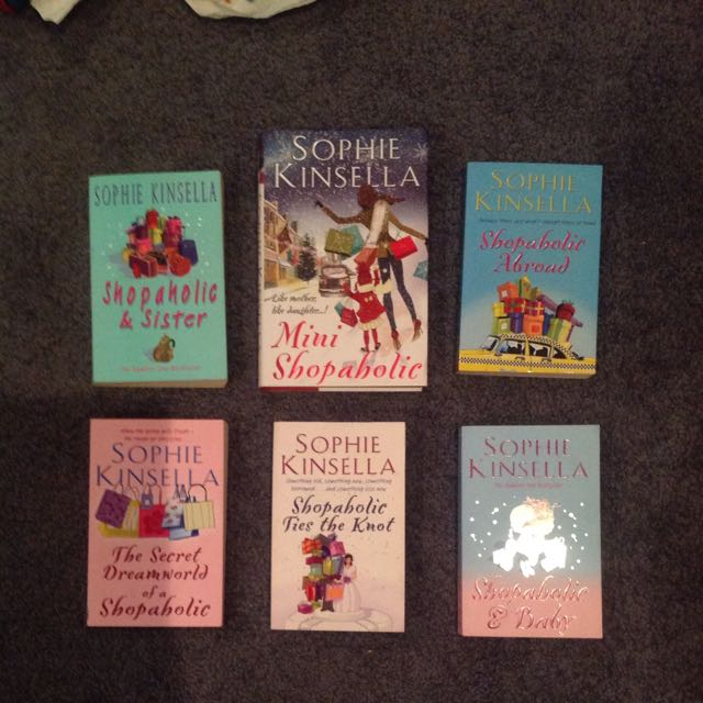 Sophie Kinsella - Shopaholic Collection
