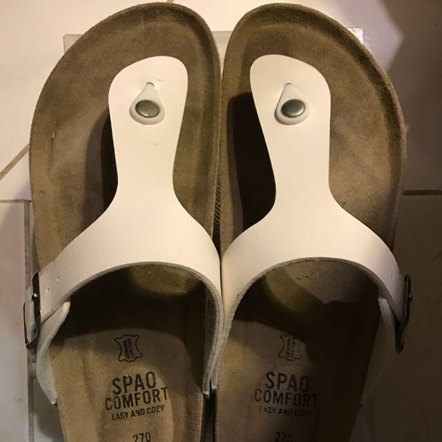 Spao 拖鞋