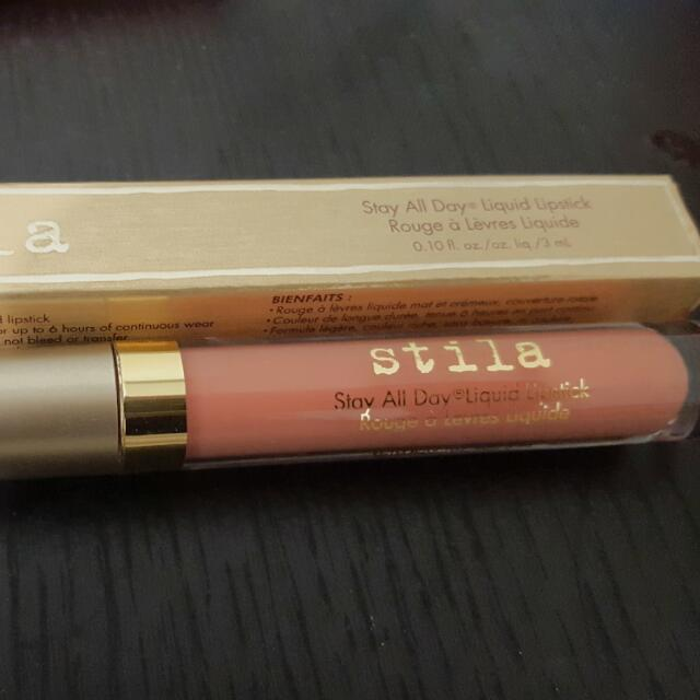 Stila Matte Liquid Lipstick