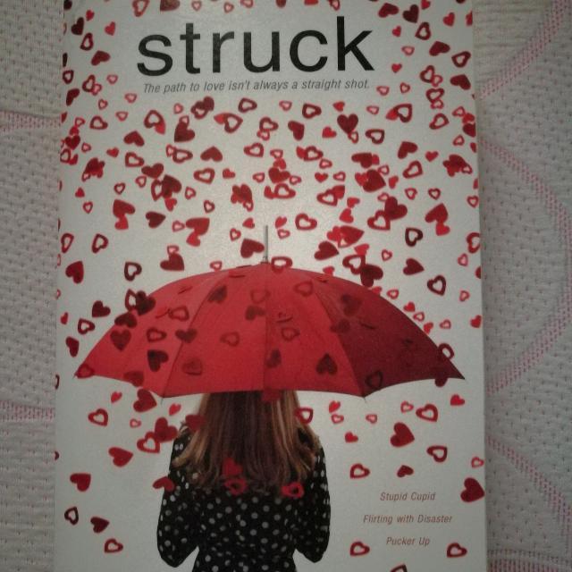 Struck By Rhonda Stapleto