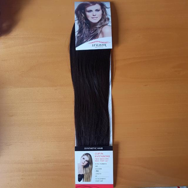 Stylistix Hair Extensions 18inch Synthetic Health Beauty Hair