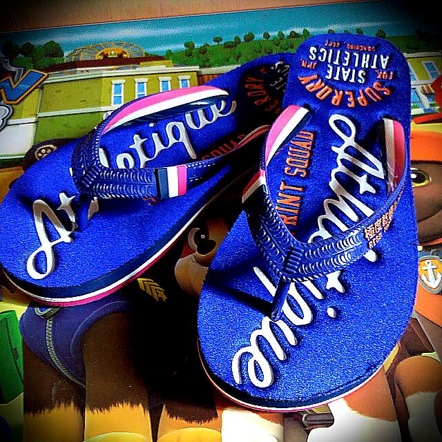 super dry slipper