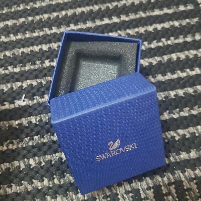 Swarovski Box And Bag