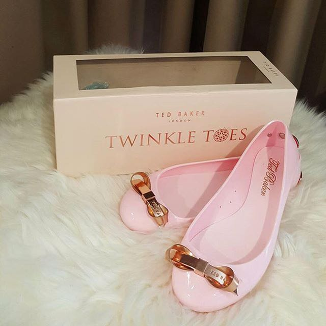 Ted Baker Flats Twinkle Toes