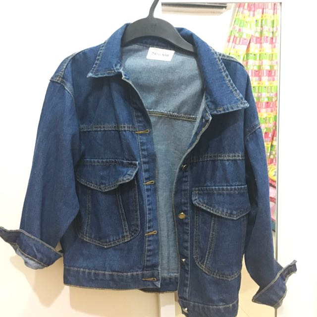 This Is April Denim Jacket