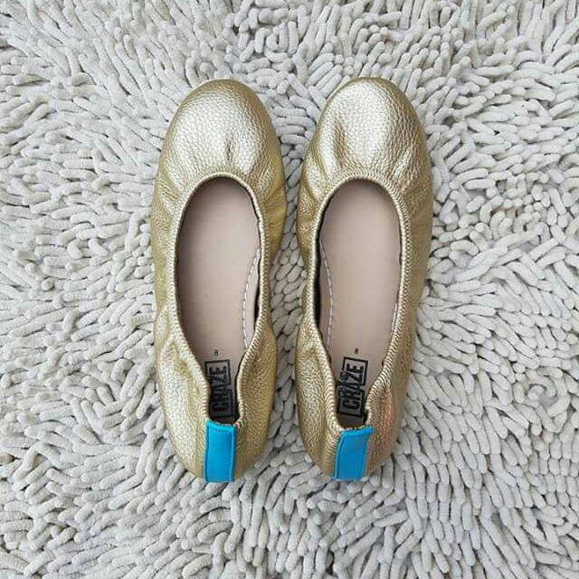 e2522ac3cc6 Source · Tieks Inspired Ballet Flats Women s Fashion Shoes on Carousell