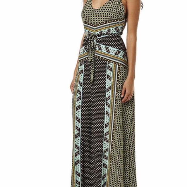 Tiger lily - Dalmatia Maxi Dress - 10