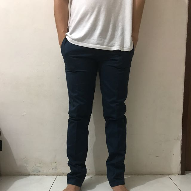 Tira Jeans Navy Blue