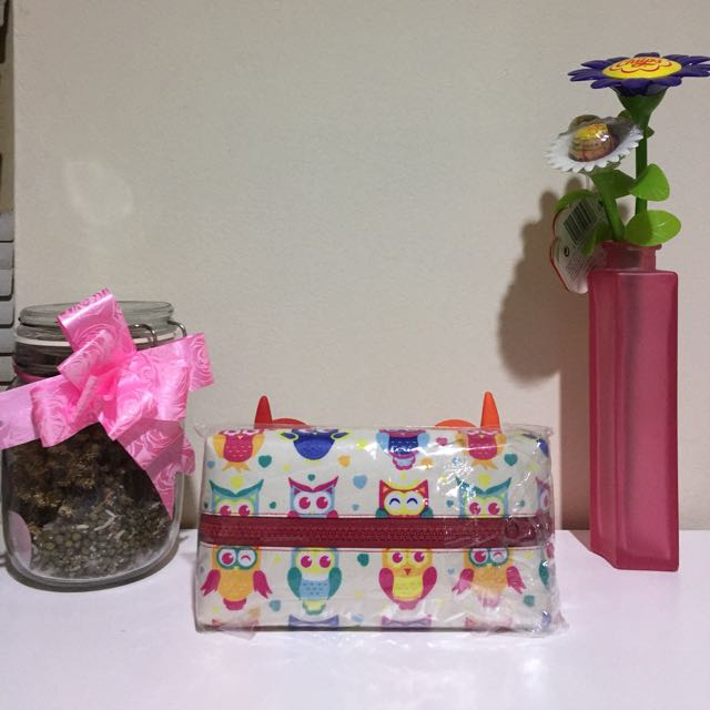 Tissue Cover- For Small Package
