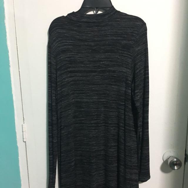 Turtleneck Dress (H&M)