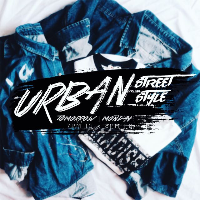 URBAN STREET STYLE