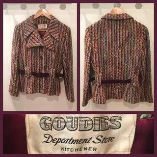 Size M - Vintage GOUDIE'S blazer