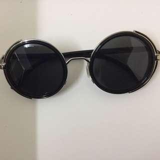 Cool Black Round Shades