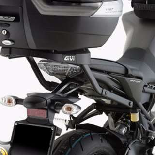 GIVI Top Rack To Fit GIVI Monolock Or Monokey Top Cases For Yamaha MT-09/XSR900 '14-'16