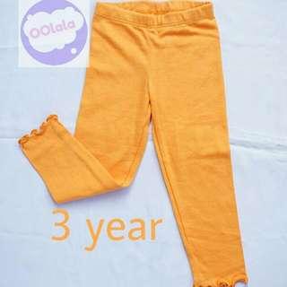 [Sale!] Gymboree Legging 3 Tahun