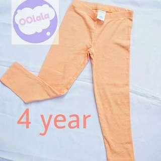 (Sale!) Gymboree Legging 4 Tahun