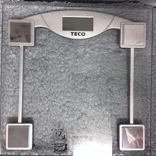 出清價/東元電子體重機。免運費