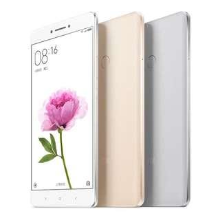 Xiaomi max 128G Gold (brand new)