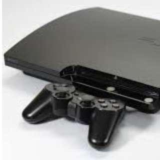 New PS 3 set