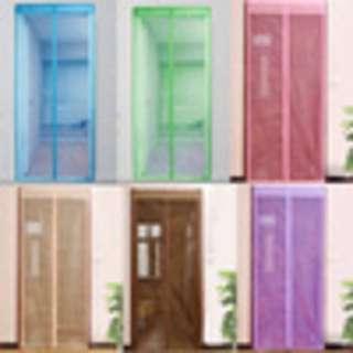 Tirai Pintu Magnet Anti Nyamuk POLOS