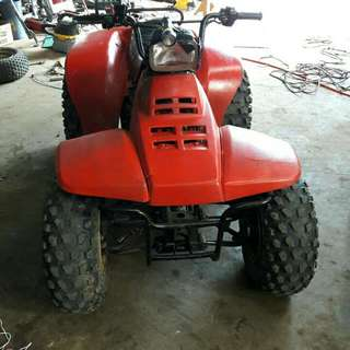 SUZUKI 250CC ATV