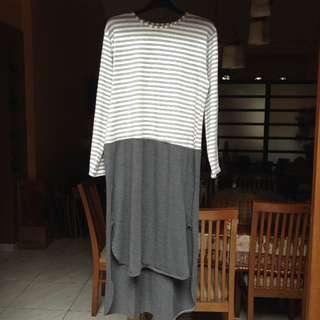 Midi-long Dress