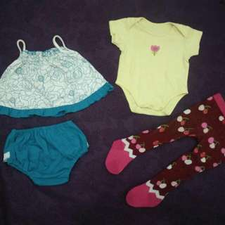 TURUN HARGA ~ TAKE ALL: Baju Bayi, Carter's Jumper, Legging Bayi