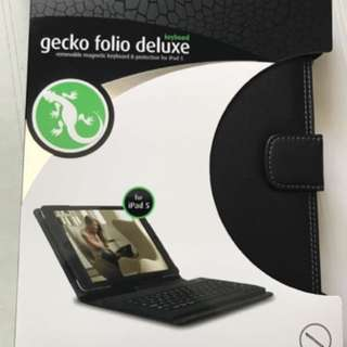 Gecko Folio Deluxe For IPad 5