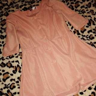 Coat(pink)