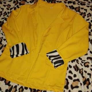 Coat(yellow)