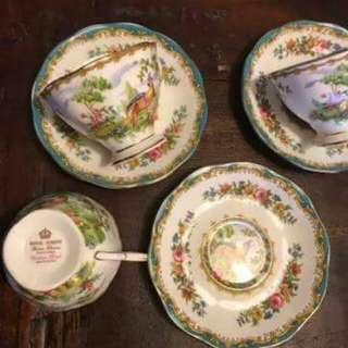 Royal Albert Cup nd Saucer (Price Each Pair Posted)