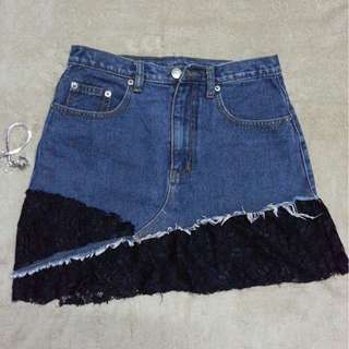 REPRICED: Denim Skirt!